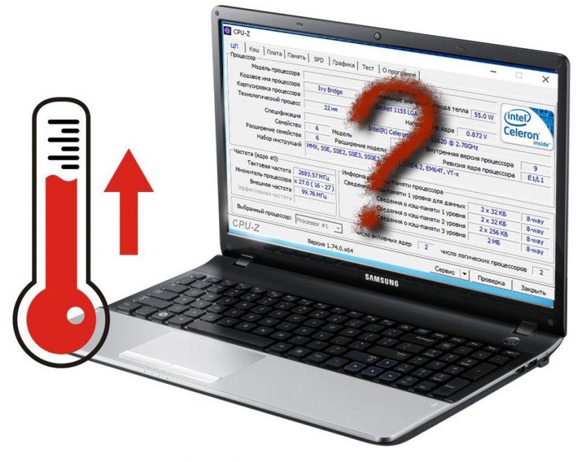 Ноутбук пищит и не включается
